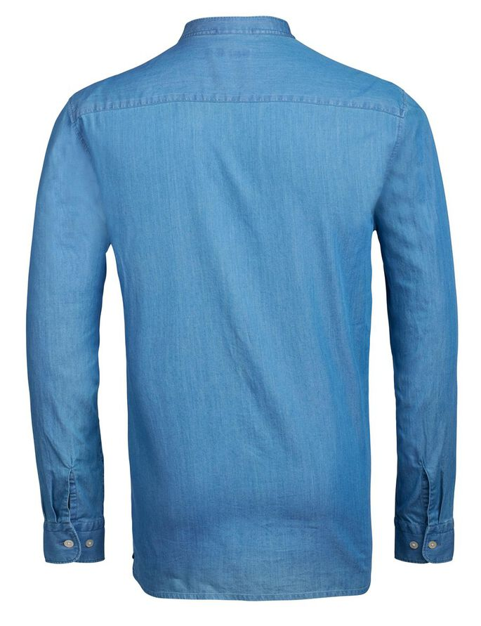 DAVID REFINED DNM SHIRT, Blue, large