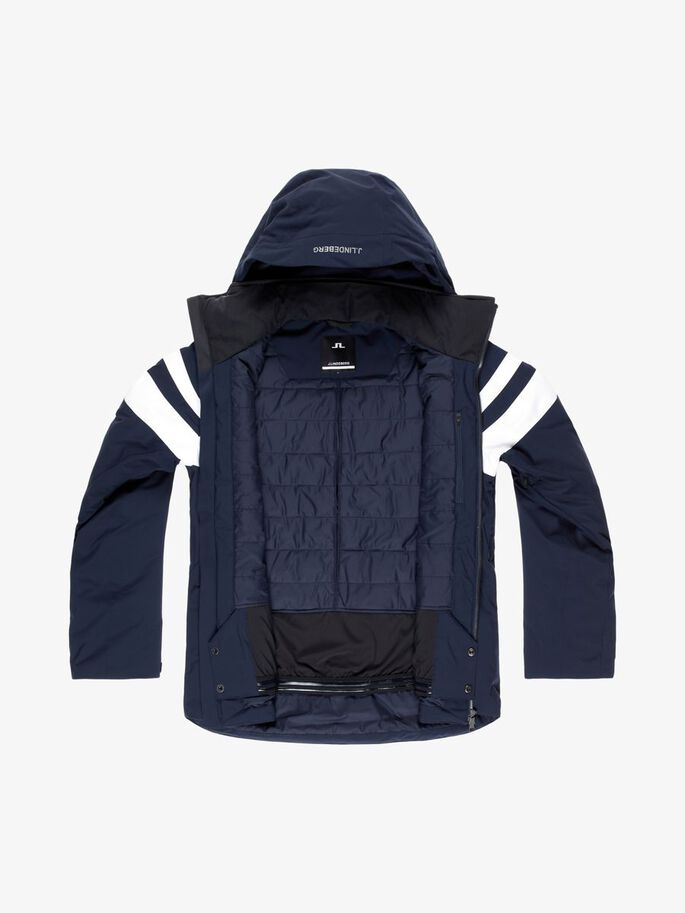 FRANKLIN SKI JACKET, JL Navy, large