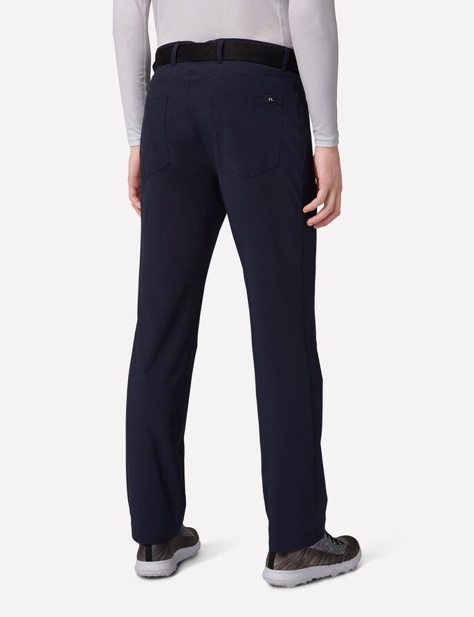 JACK SLIM FIT MICRO STRETCH BUKSER, JL Navy, large