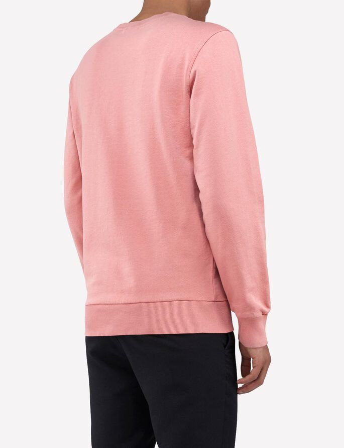 LEVI SUPIMA BOMULL SWEATSHIRT, Warm Dust Pink, large