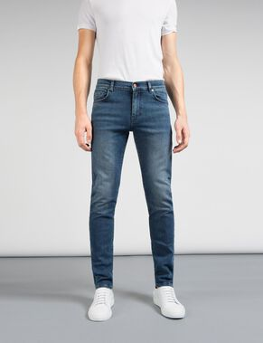 JAY WASHED OUT SLIM FIT JEANS