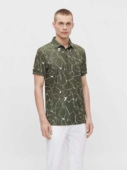 TOUR TECH REGULAR FIT POLO SHIRT