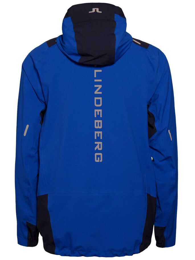 RUNNING JL 2,5 PLY JACKET, Strong Blue, large
