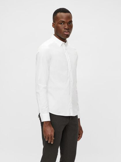 STRETCH OXFORD SLIM FIT SHIRT